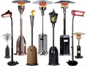 Outdoor patio Heaters rental / Hire in Dubai,Sharjah and Abu Dhabi