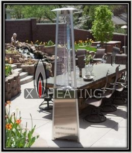 Triangle Patio Heater