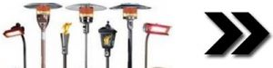 Outdoor patio heater rental service Dubai, Abu Dhabi & UAE